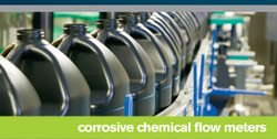 Macnaught Corrosive Chemical Flow Meters