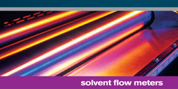 Macnaught Solvent Flow Meters